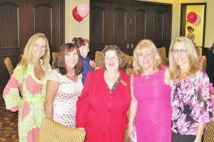 2015 THINK PINK Membership Luncheon